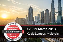 Certified Performance Management Professional, Kuala Lumpur