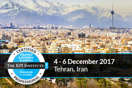 Certified Strategy and Business Performance Professional, Tehran, Iran