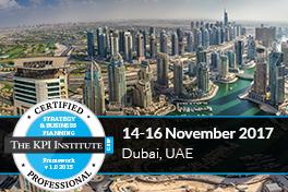 Certified KPI Profesional and Practitioner, Dubai, UAE