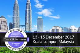 Certified Balanced Scorecard Management System Professional, Kuala Lumpur, Malaysia