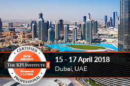 Certified Data Analysis Professional, Dubai
