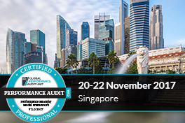Certified Performance Audit Professional, Singapore