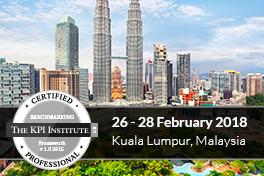 Certified Benchmarking Professional, Kuala Lumpur