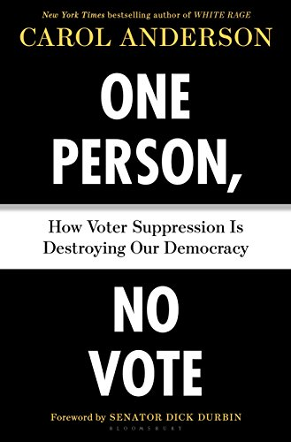 "Cover of ""One Person, No Vote"""