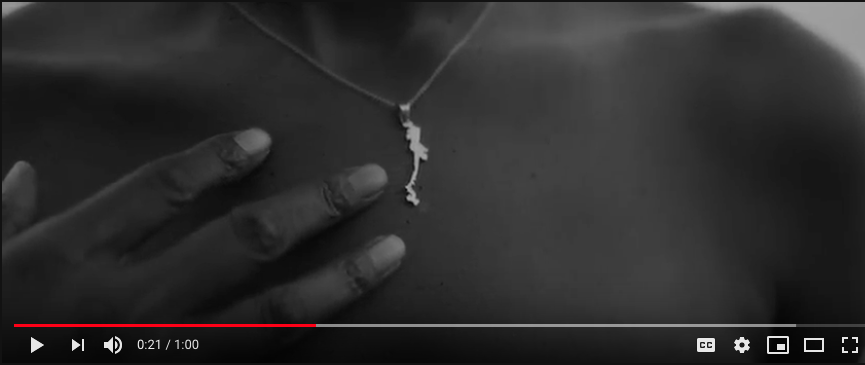 Screen capture of Gerrymander Jewelry Ad