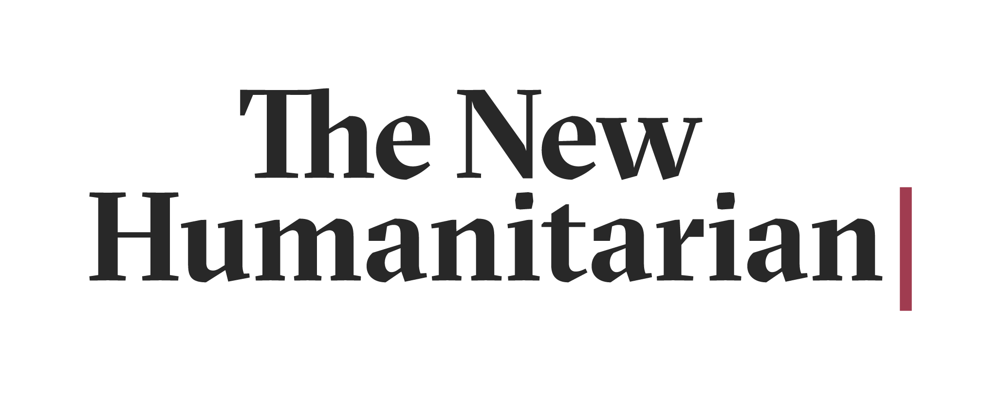The New Humanitarian logo