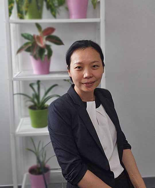 Yingying Cao, Wollongong Accountants, Andrew Webb Family & Business Accounting