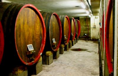Vieille Julienne cellar