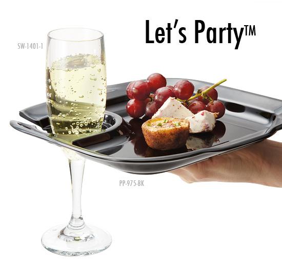G.E.T.'s Let's Party™ Plates!