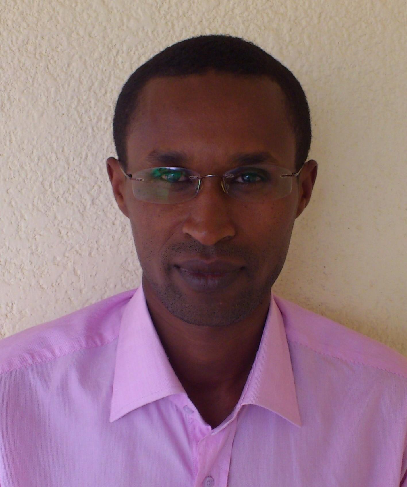 Dr. Emmanuel Rusingiza