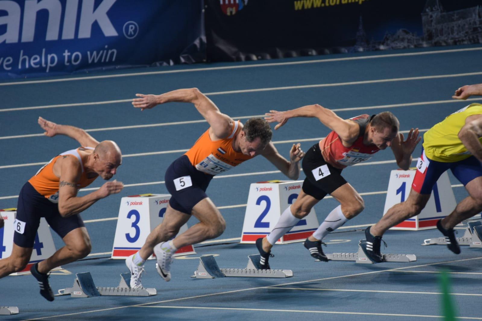 Matthijs in de halve finale