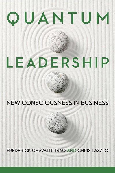 Quantum Leadership Book Cover