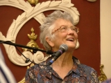 Peggy Seeger in concert picture