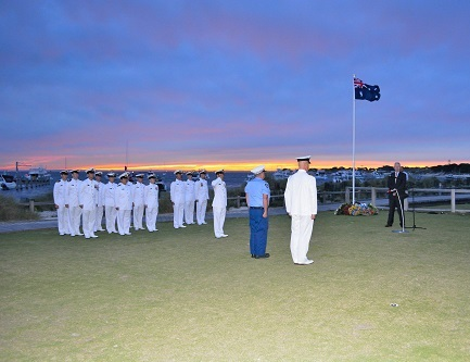 ANZAC Day on Rottnest Island