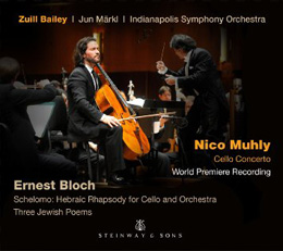 Zuill Bailey, Nico Muhly Album