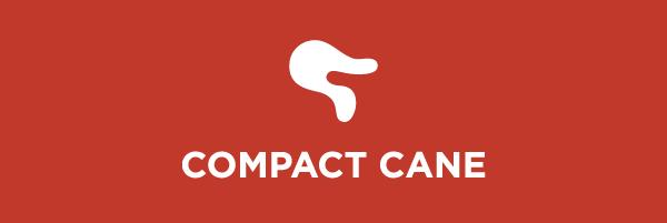 Our Compact Cane logo
