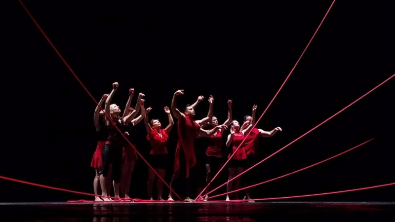 STRINGS World Premiere | Photo: Derrick Lindsay