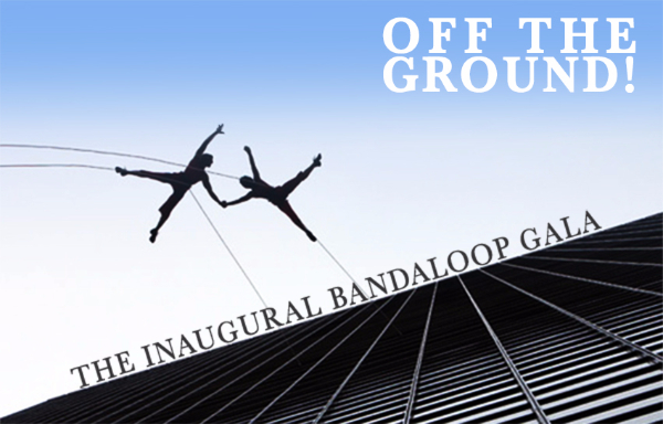 OFF THE GROUND! | The Inaugural BANDALOOP Gala