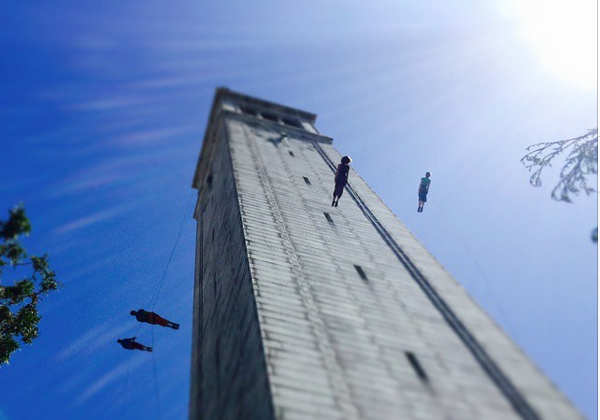 Jane K. Sather Tower, UC Berkeley. photo: Jessica Swanson