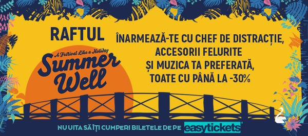 Raftul Summer Well pe carturesti.ro