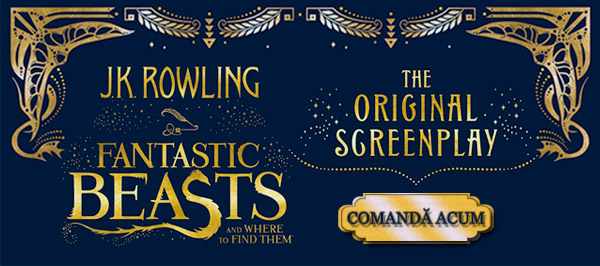 Fantastic Beasts and Where to Find Them pe carturesti.ro