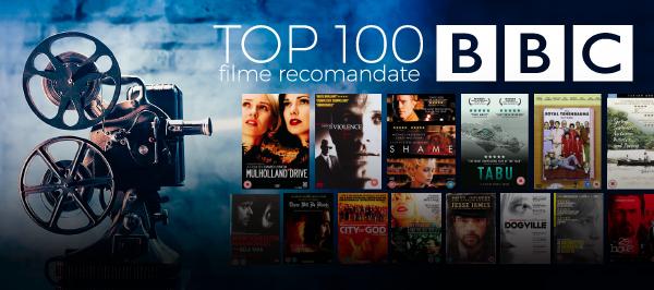 top 100 cele mai bune filme ale secolului 21 pe carturesti.ro