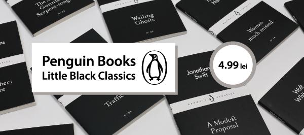 Penguin Books - Little Black Classics pe carturesti.ro