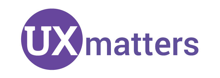UXmatters Logo