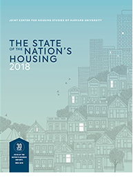 The State of the Nation's Housing 2018