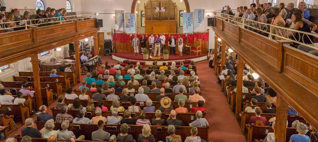CCC Interfaith Service, August 12, 2019