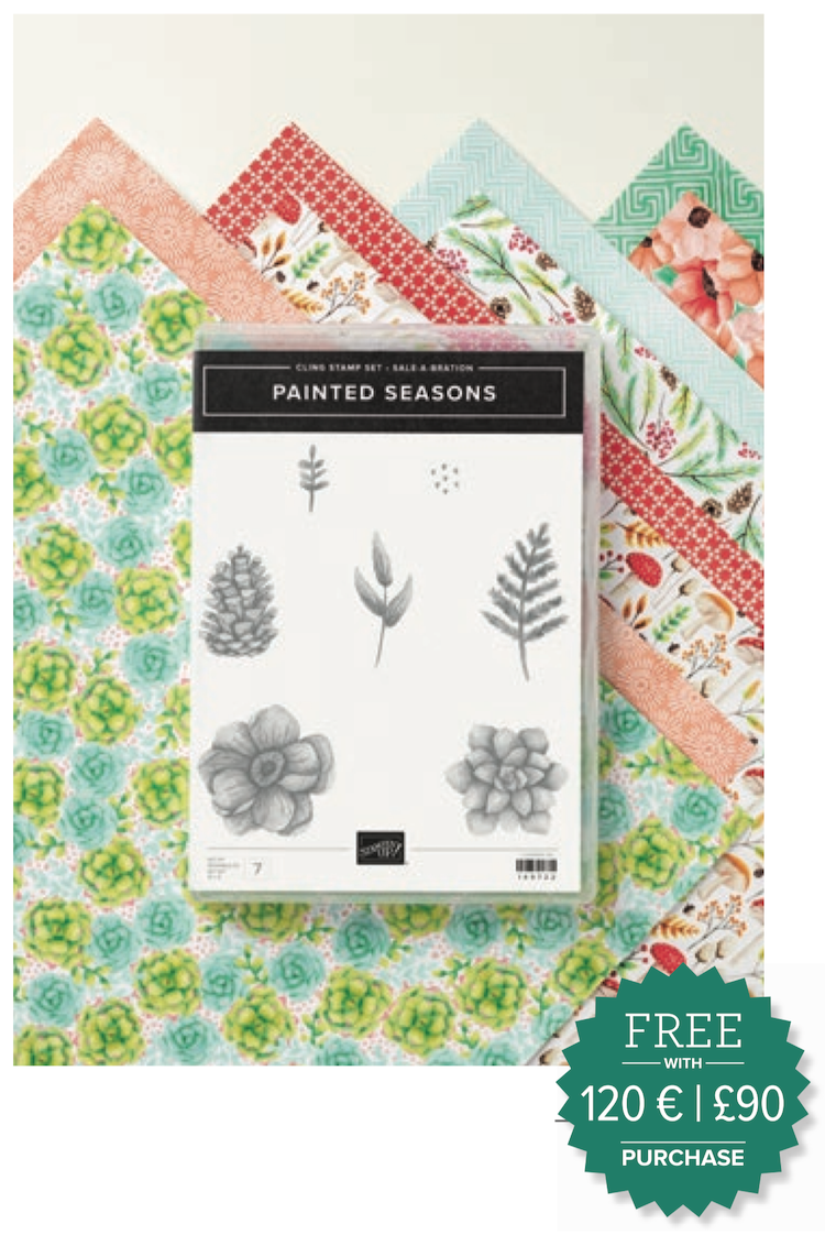 Painted Seasons Stampin Up