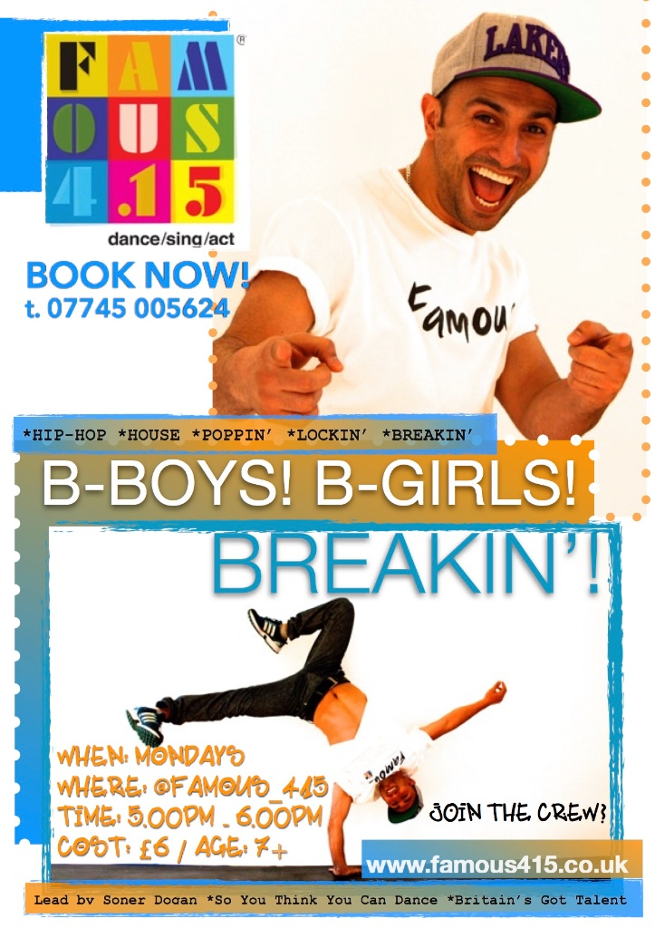 Famou415 Boys Break Dance