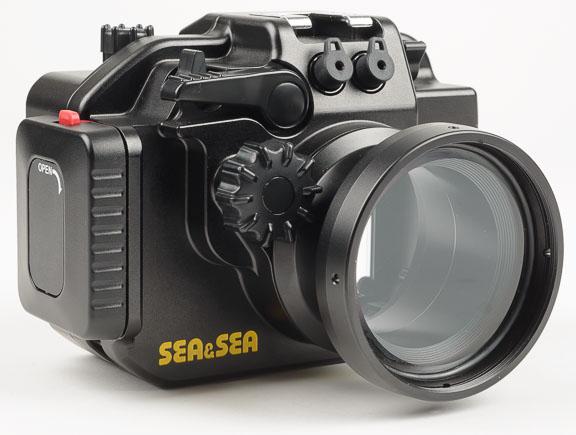 Sea & Sea MDX-RX100III/IV