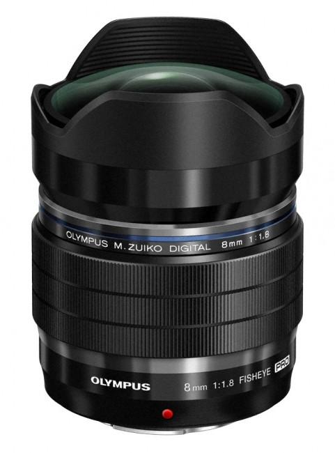 Olympus 8mm FE PRO Lens