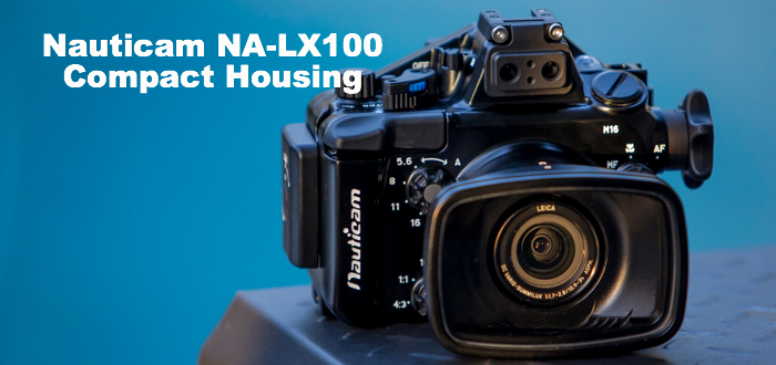 Nauticam LX-100 Housing