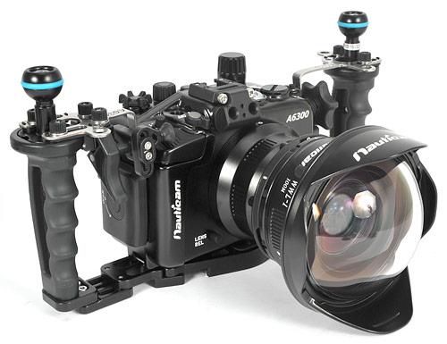 NAS-6300 + WWL Lens