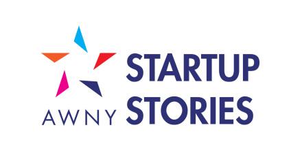 AWNY Startup Stories logo