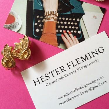 Hester Fleming Vintage