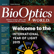 Fluorescence lifetime flow cytometry article by G. Vacca, J. Houston in BioOptics World Jan/Feb issue