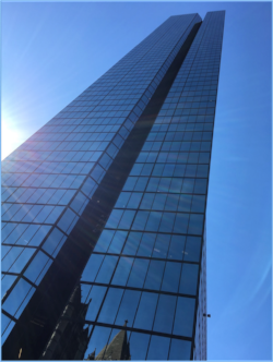 Hancock Tower, Boston