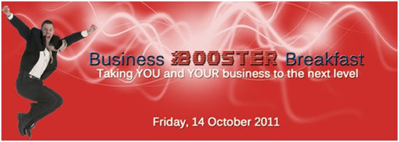 Business booster banner