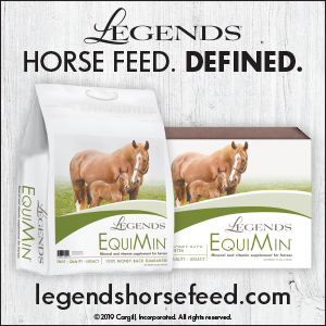 Legends EquiMin: Loose Mineral & Mineral Block