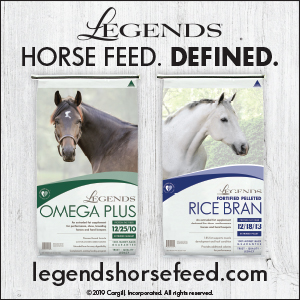 Legends: Horse Feed. Definted.