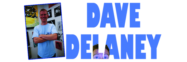 Dave Delaney email newsletter