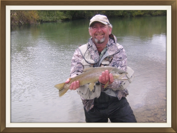fly fishing guiding wanaka new zealand