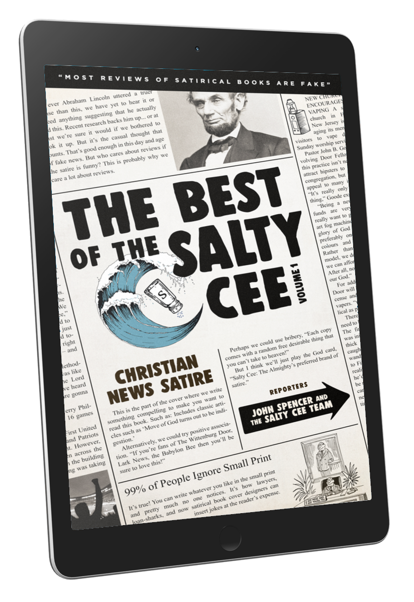 The Best of the Salty Cee vol 1