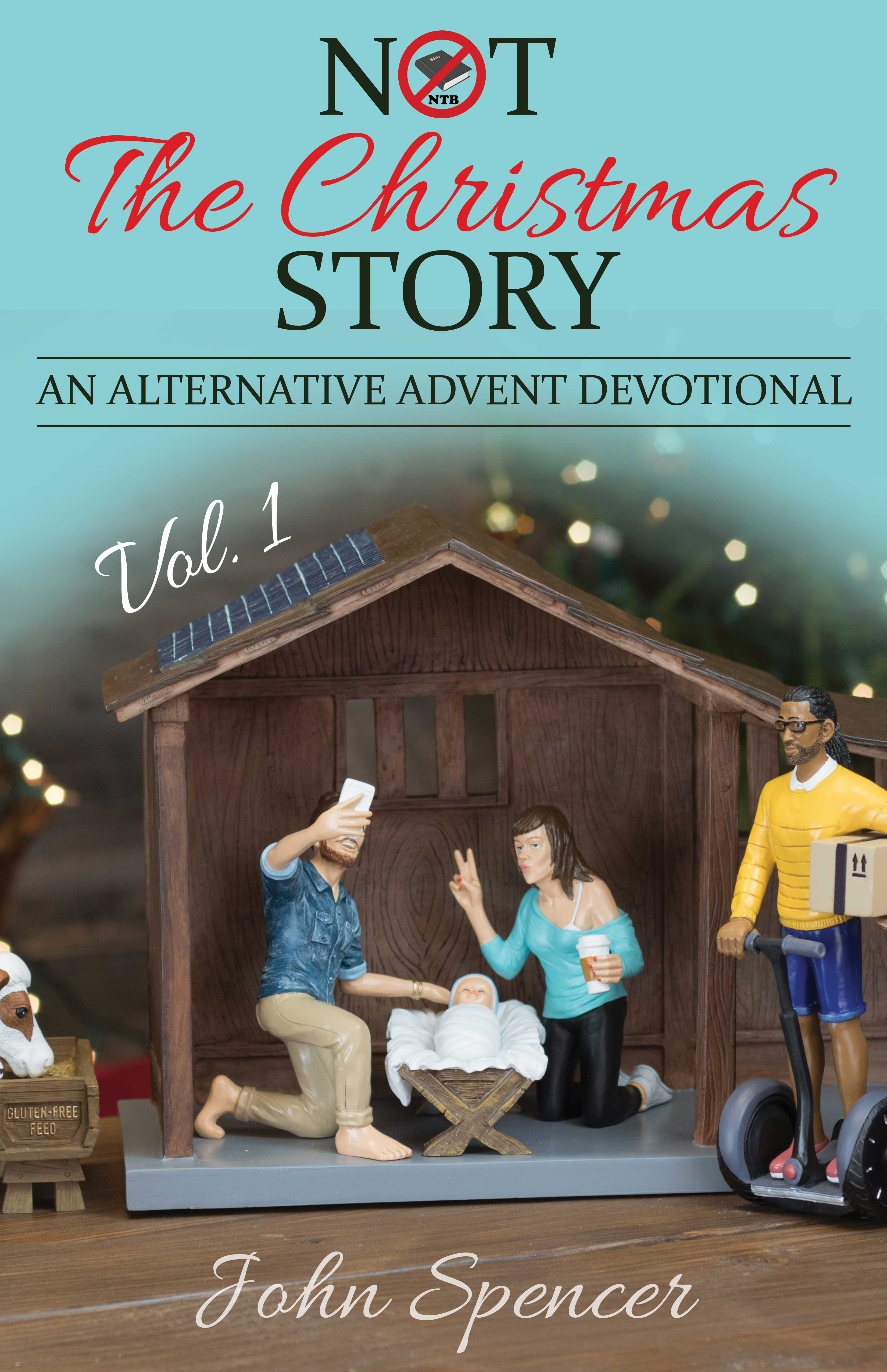 Not the Christmas Story Book Cover