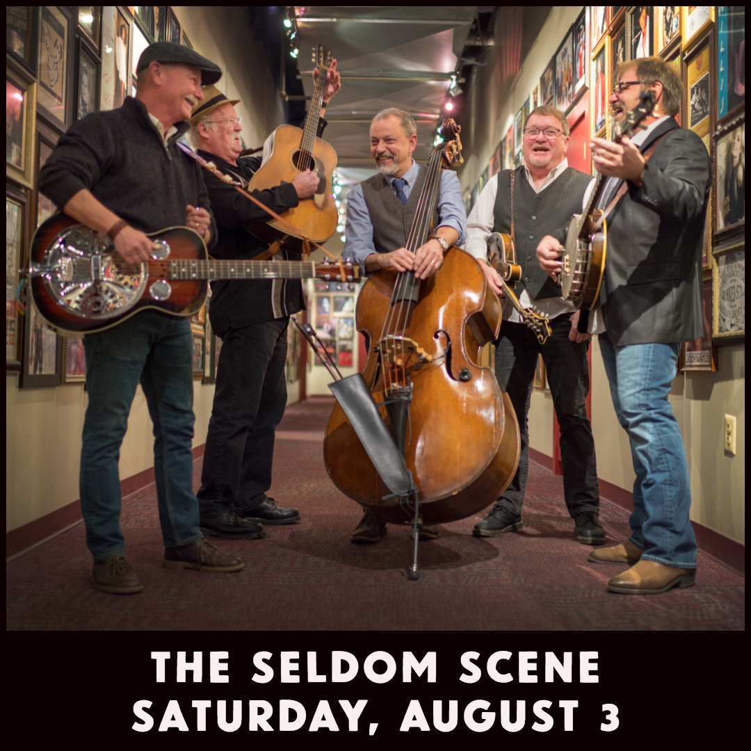 The Seldom Scene - August 3