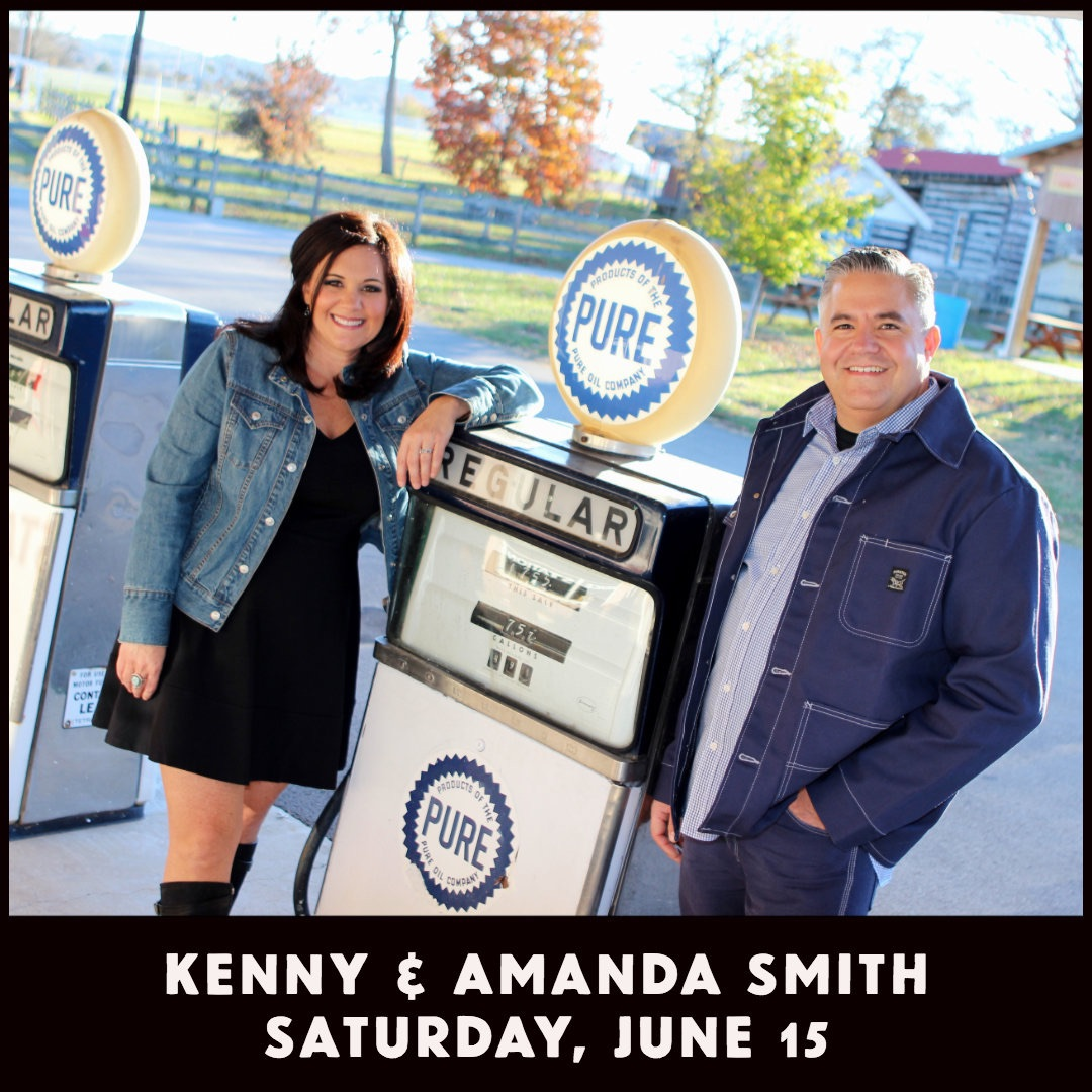 Kenny & Amanda Smith - June 15