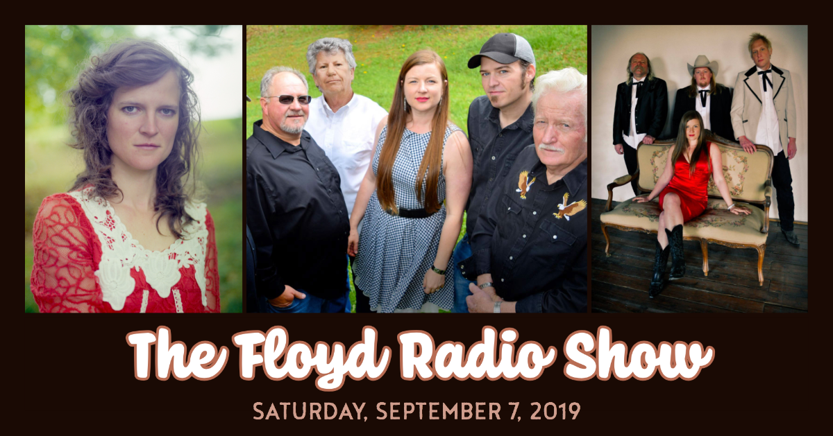The Floyd Radio Show - September 7